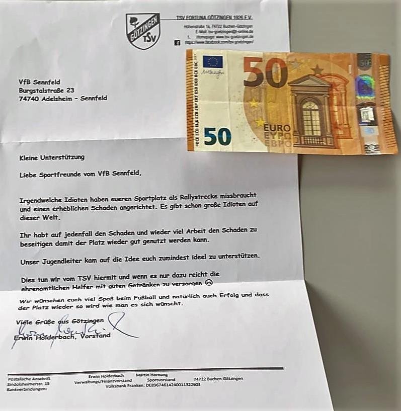 """Der VfB sagt """"DANKE !!!"""""""